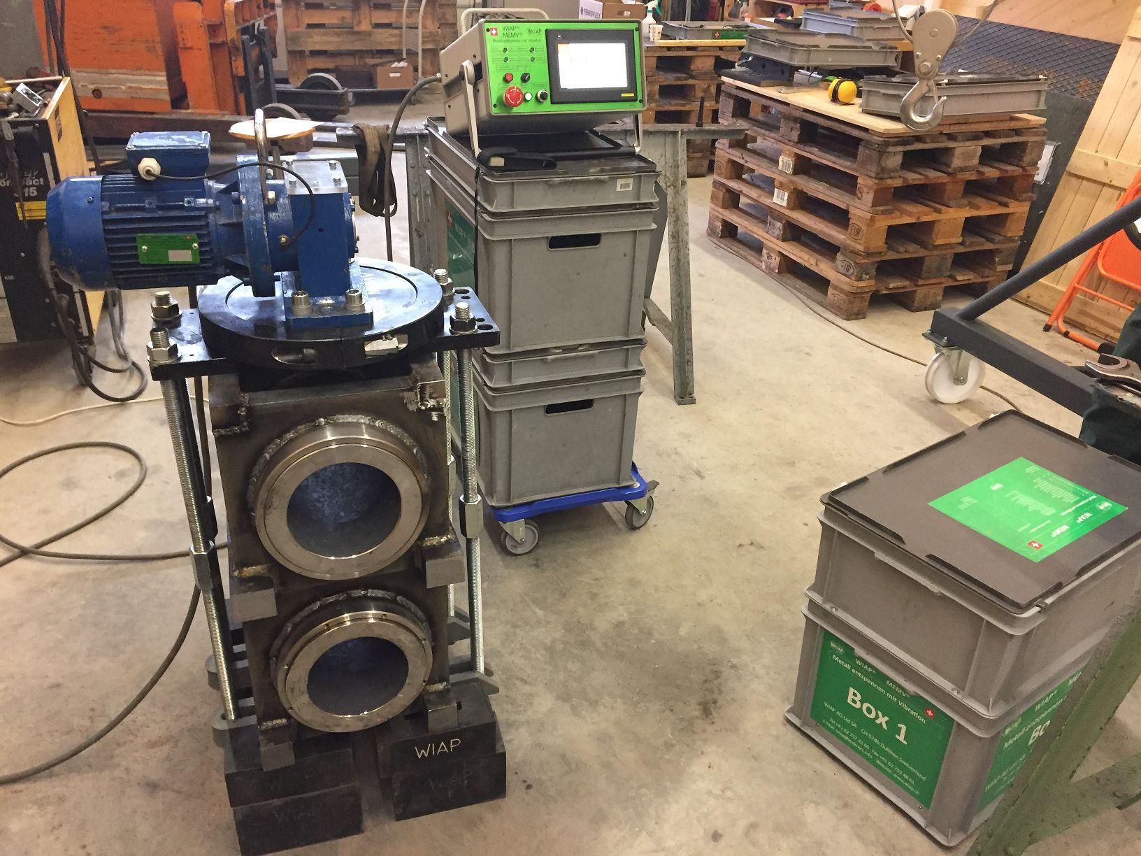 WIAP DM3S Multifunktionsmaschine